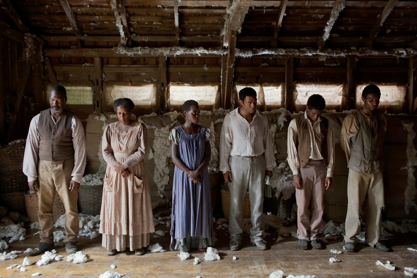 """Reliving American Slavery in """"12 Years a Slave ..."""