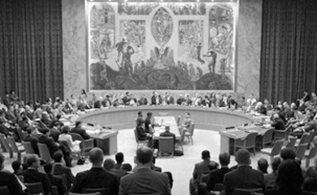 United Nations Security Council Resolution 619