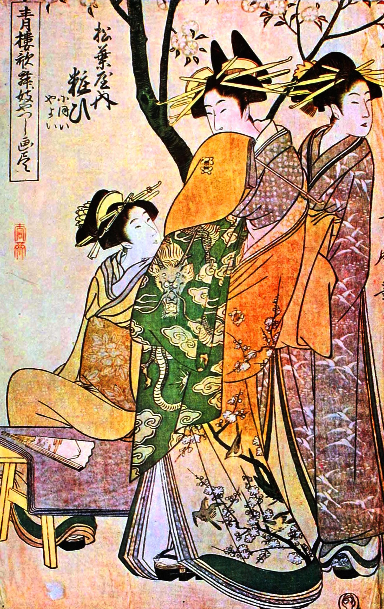 Fiction of Japan in the Middle Ages: a selection of sites