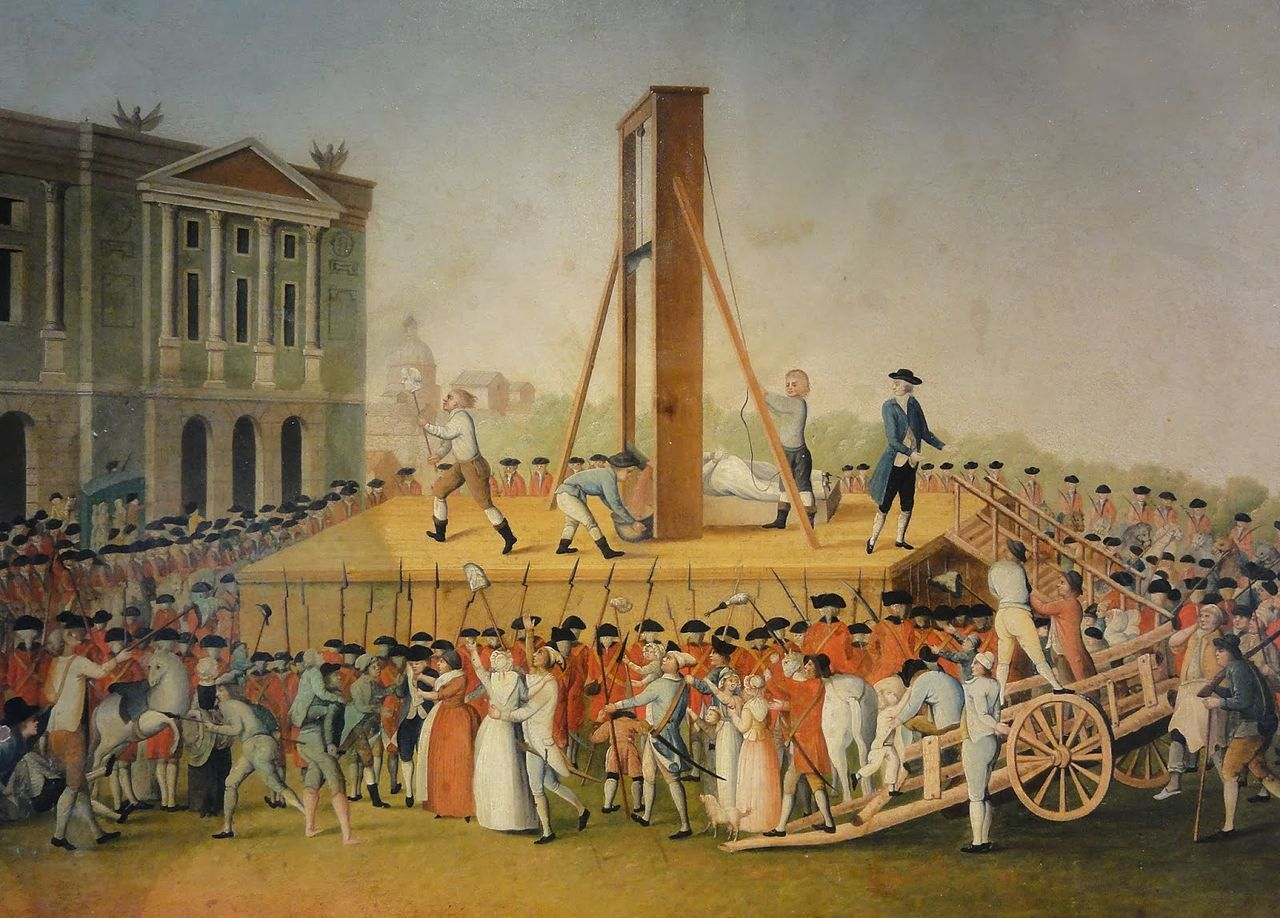 Degrees of Violence in the French Revolution - Inquiries ...