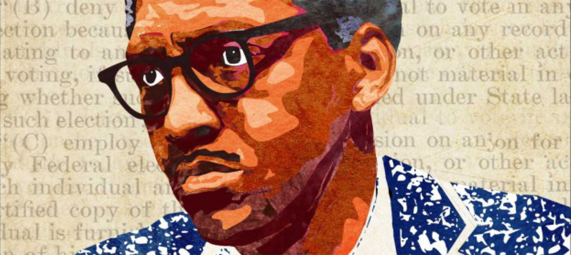 Bayard Rustin from State of the Reunion