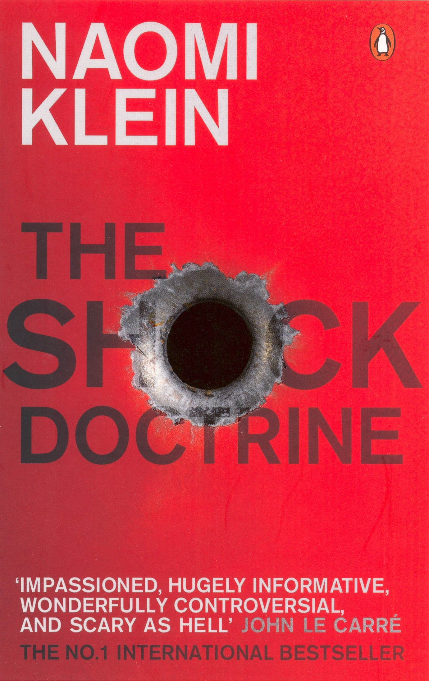 Main thesis of the shock doctrine