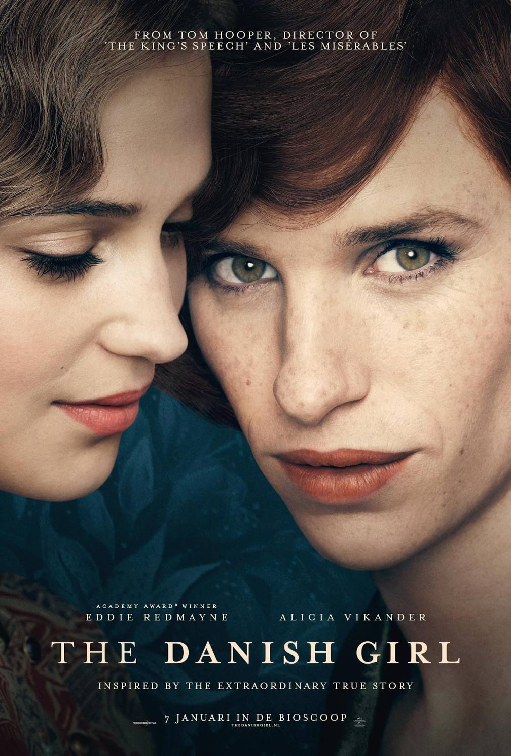 The Danish Girl (2015) BluRay 480p 375MB ( Hindi – English ) MKV