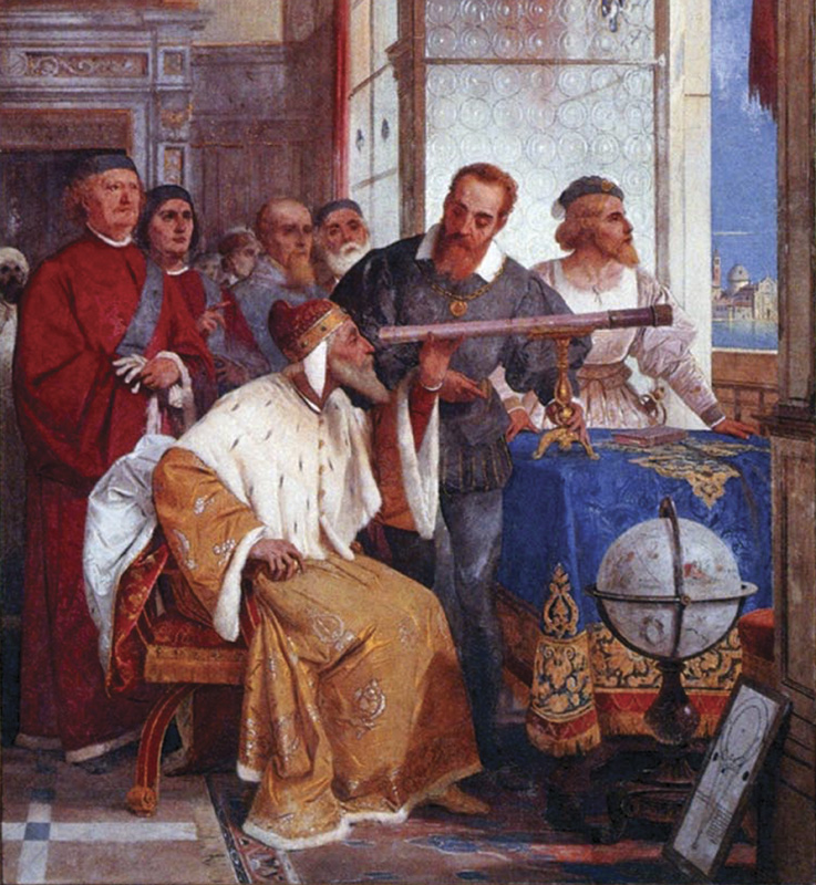 Paper on Galileo and separation of science and religion?