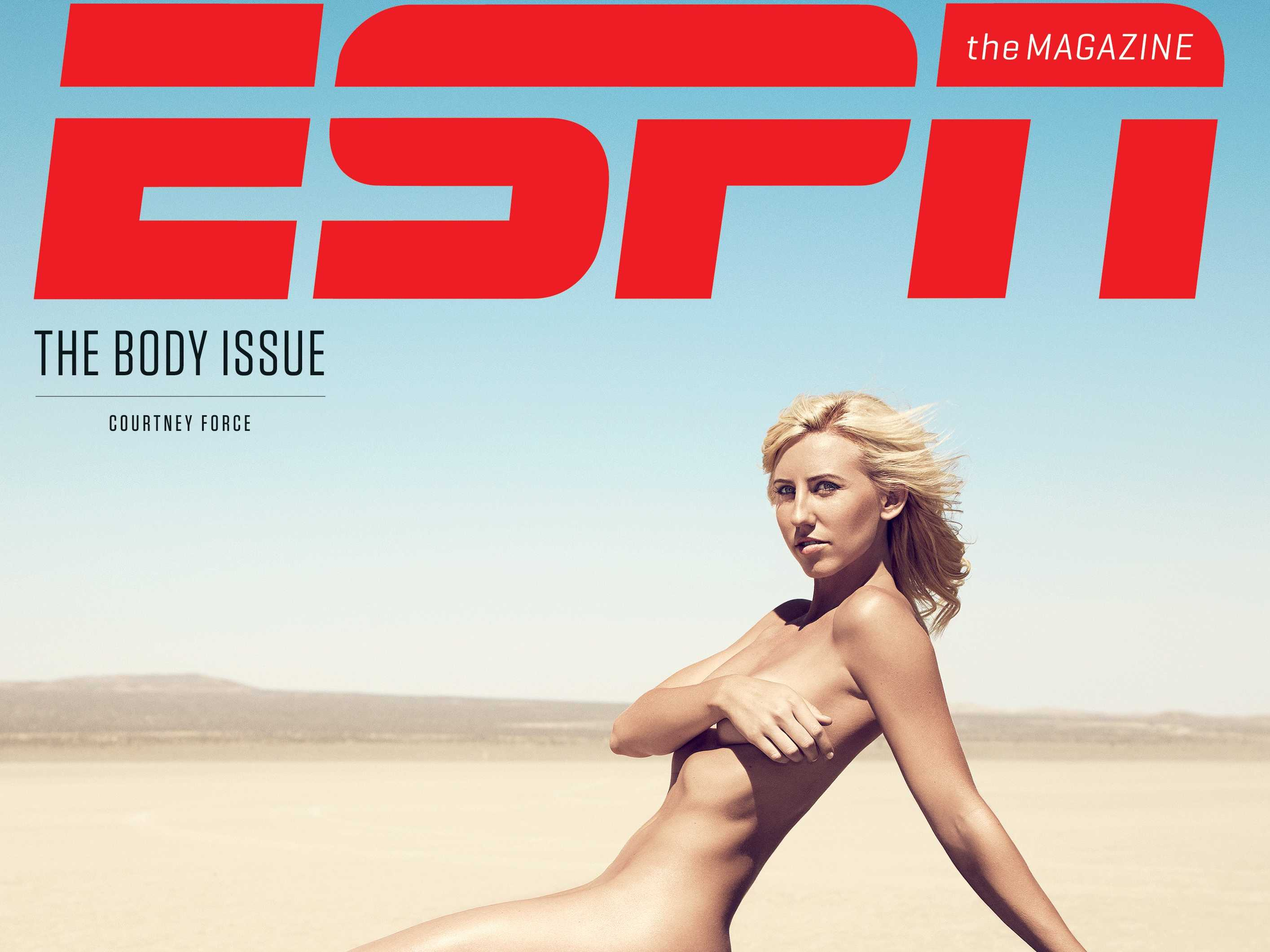 Espn Body Issue 2015 Pdf