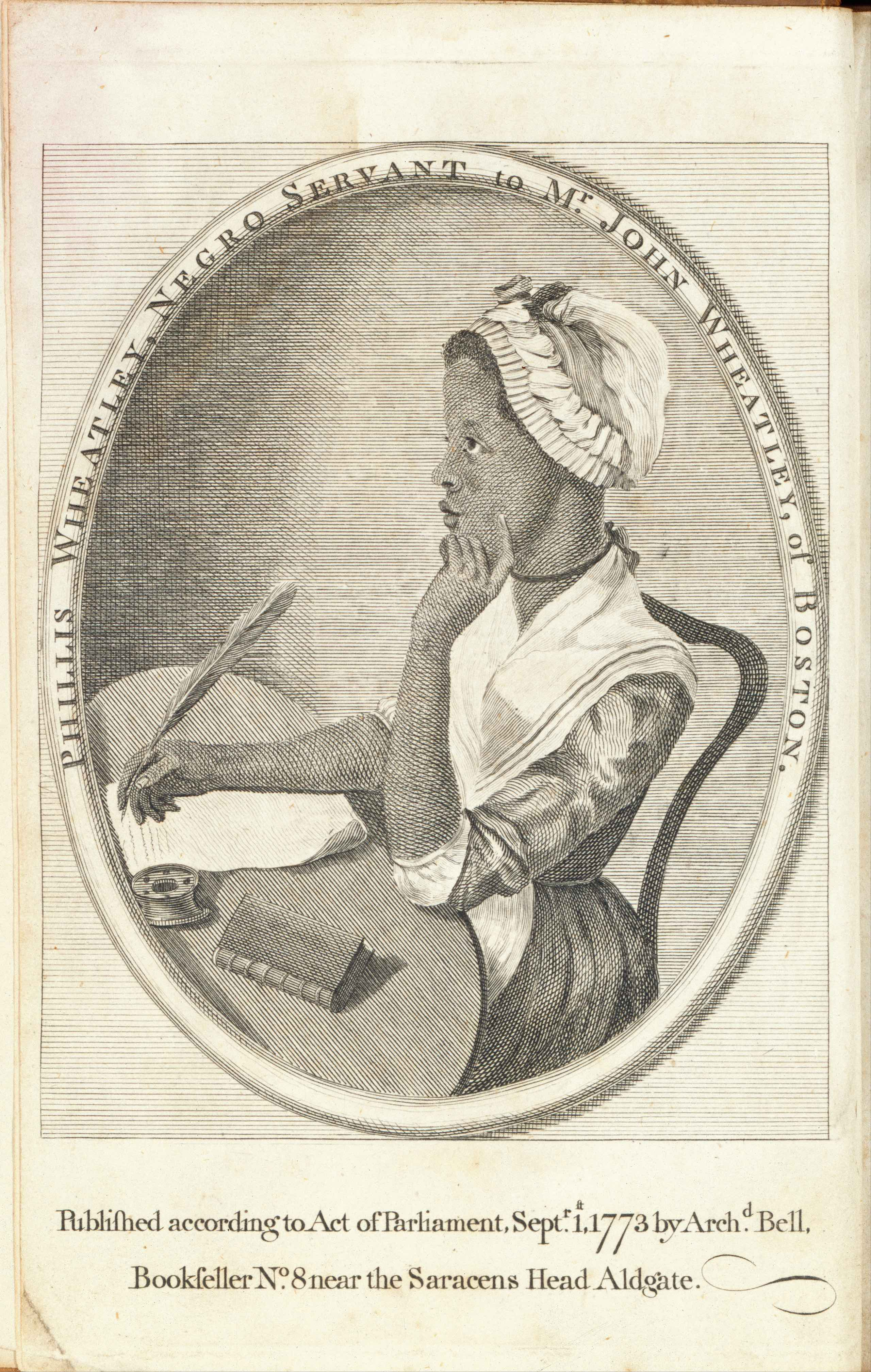 slavery plays jump rope racism examining the poetry of  depiction of phillis wheatley