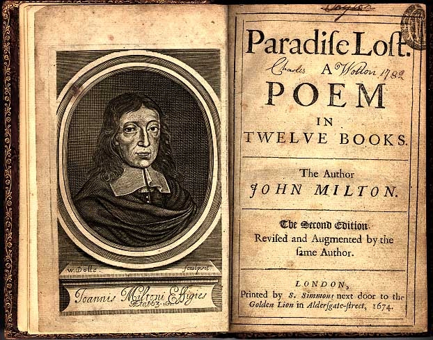 jesus christ as the modern hero in john milton u0026 39 s  u0026quot paradise lost u0026quot
