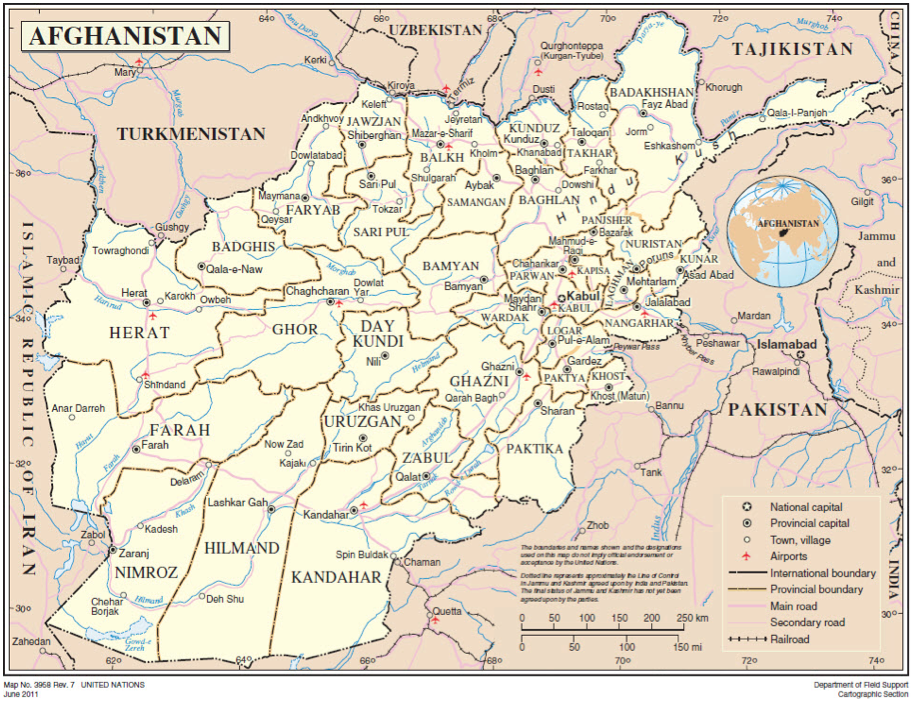 Talking To Terrorists Facilitating Dialogue With The Afghan - Afghanistan taliban dostums massouds map
