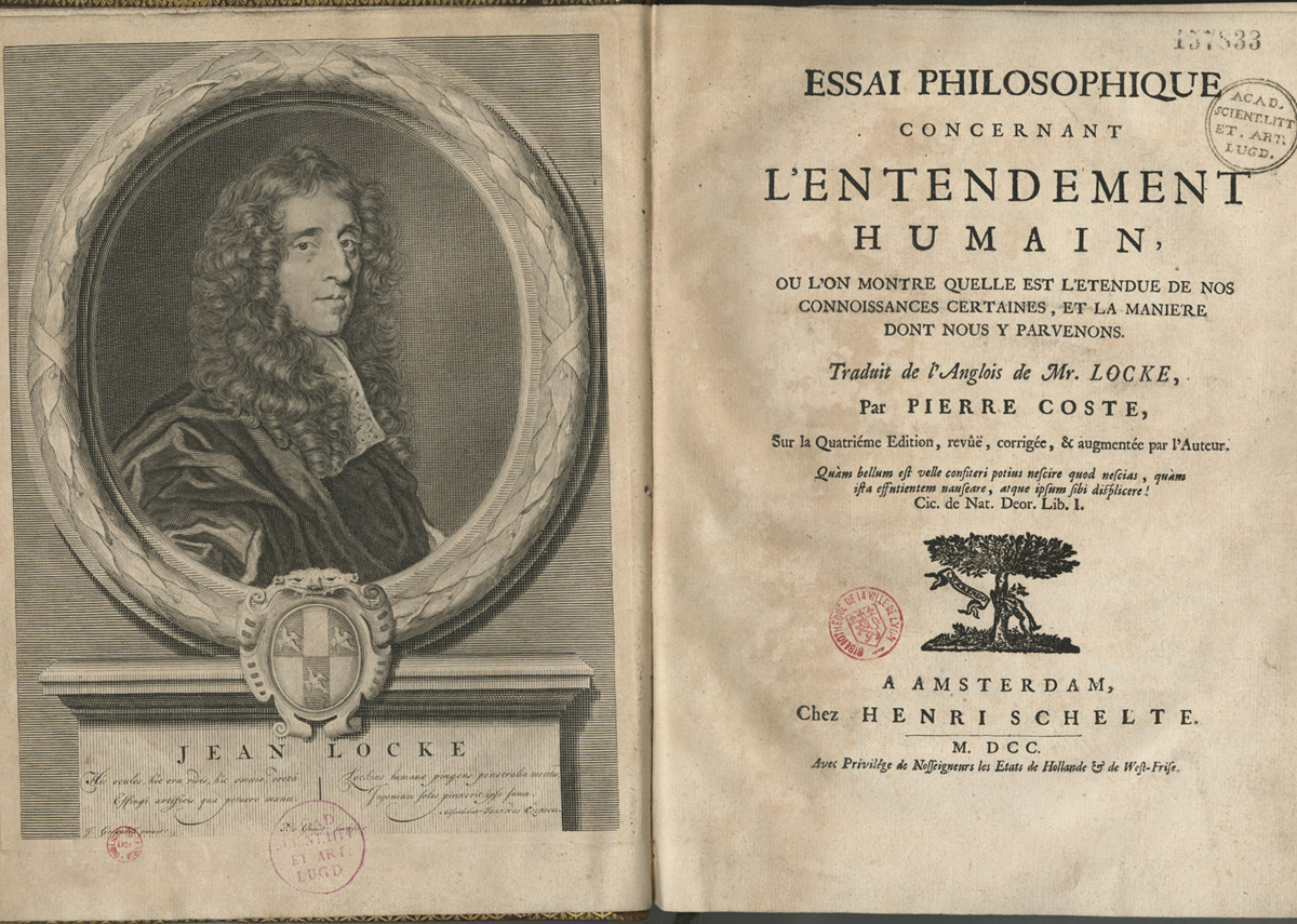 john locke personal identity essay Free essay: john locke (1632-1704) said 'to find wherein personal identity  consists, we must consider what person stands for' (locke, in set book, p 275.