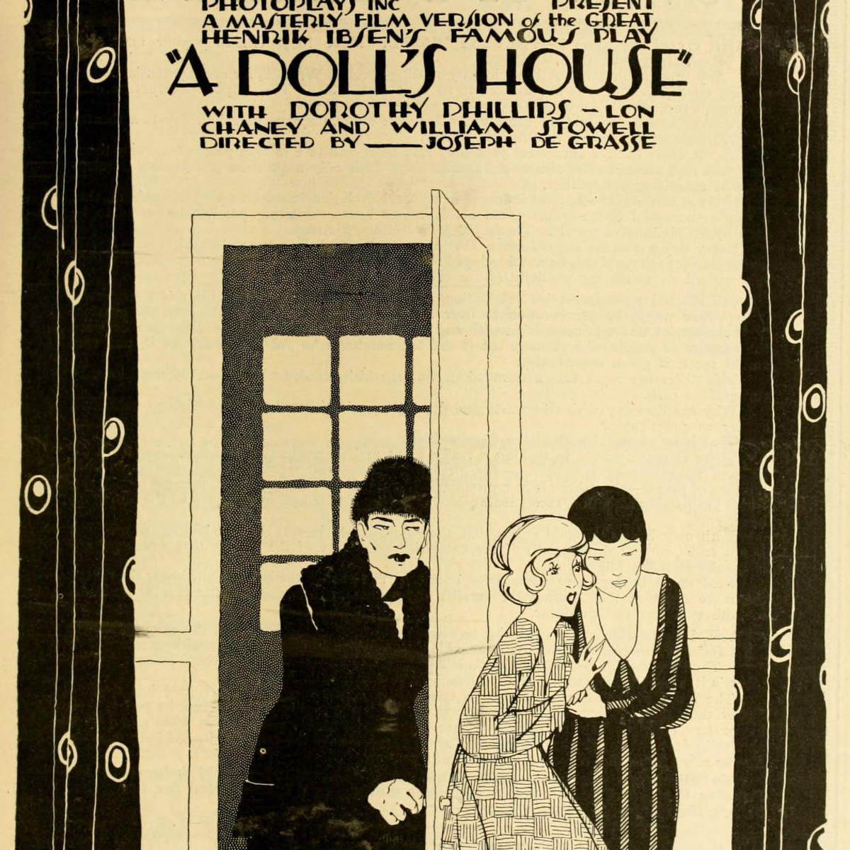a doll s house and the macaroon In the play a doll's house, by herink ibsen, the main character is a young wife named nora nora's role within her marriage is to please and entertain her husband, rather than to serve as a solid .