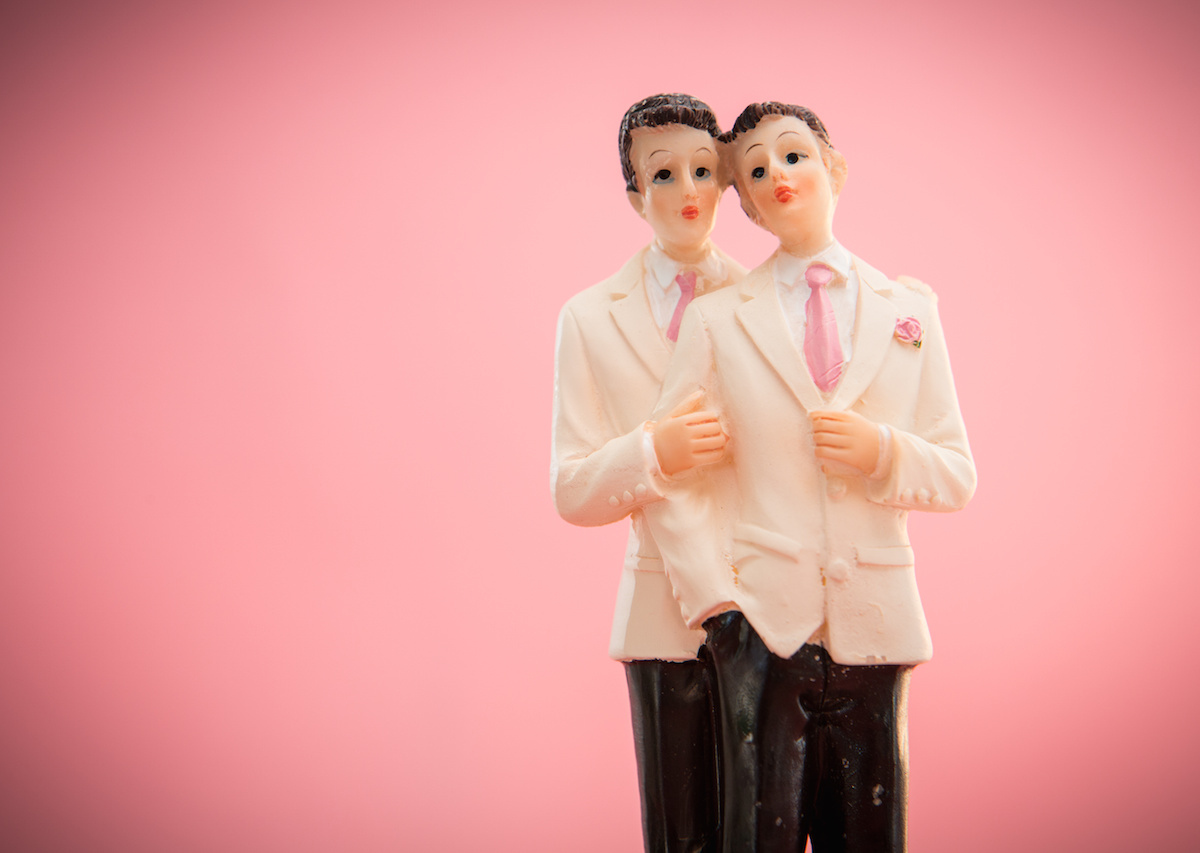 from Charlie journal articles on gay marriage