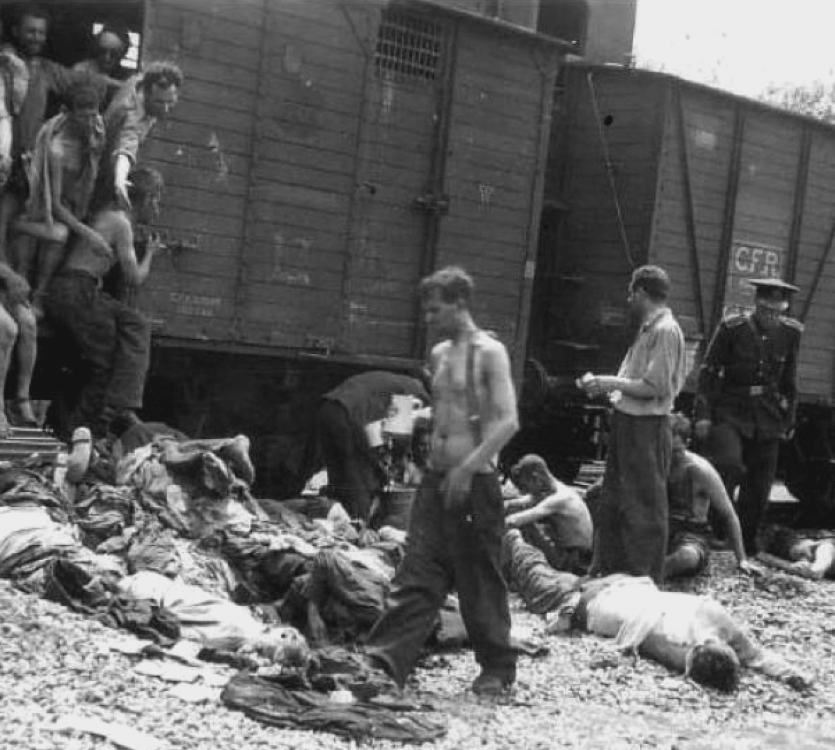 the history of the murder of jews during the holocaust Raul hilberg accounts for this compliant attitude by evoking the history of jewish persecution: during the murder of 1,500 jews from józefów.