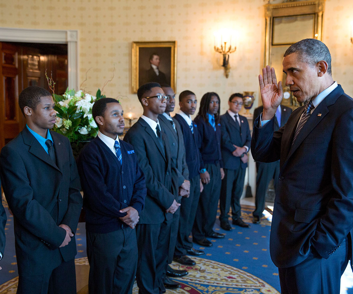 obama promises strong arts policy