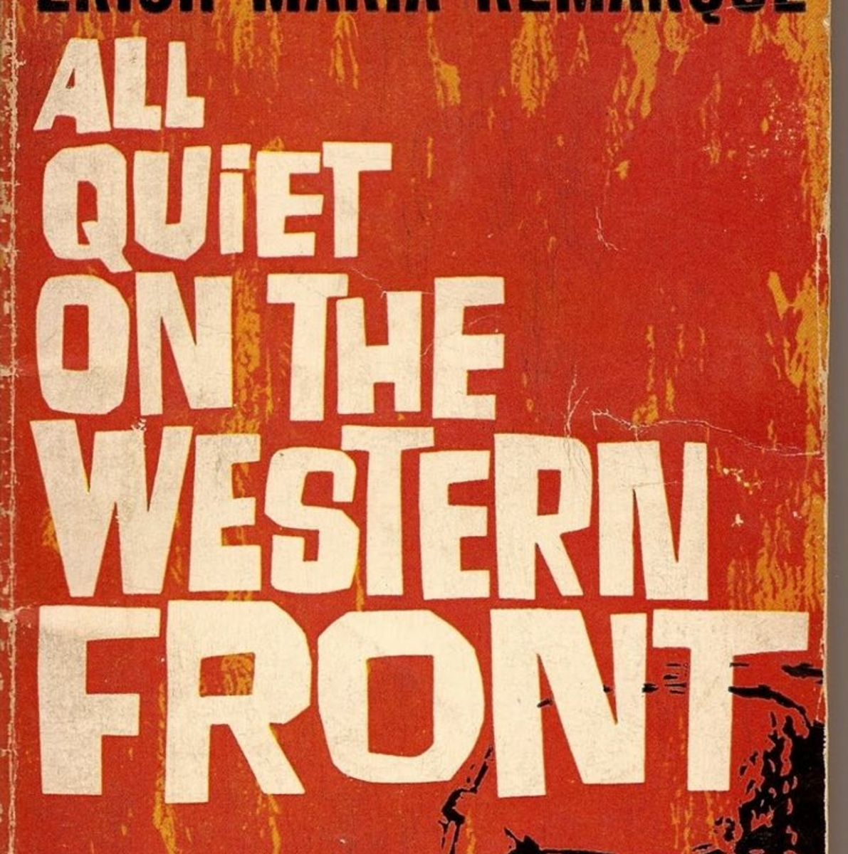 a book review of all quiet on the western front by erich maria remarque Buy all quiet on the western front new ed by erich maria remarque (isbn: 8601300080116) from amazon's book store everyday low prices and free delivery on eligible orders.
