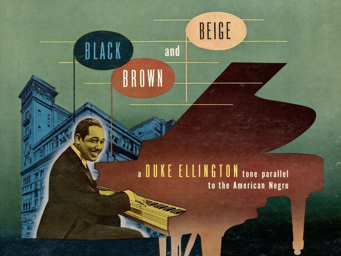 duke ellington s jazz narrative of the african american black duke ellington s jazz narrative of the african american black brown and beige inquiries journal