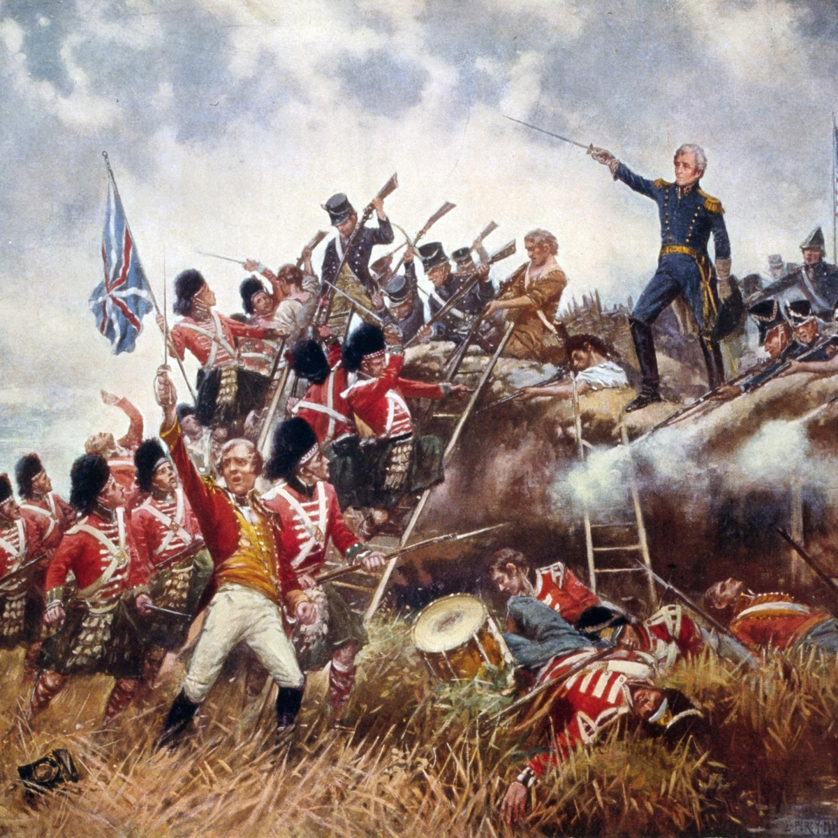 The war of 1812 essay