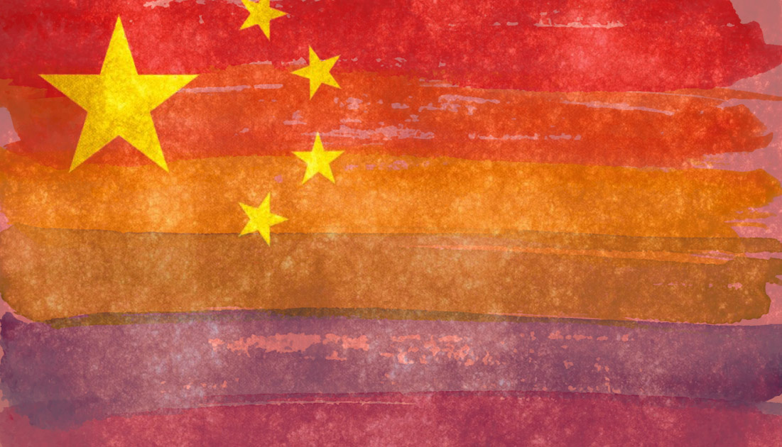 Homosexual rights in china