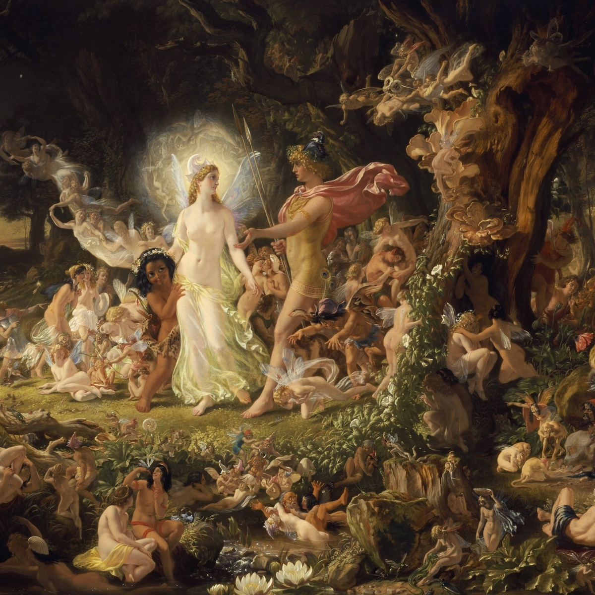 gender roles in a midsummer nights dream essay Sexuality in a midsummer night patriarchy and gender roles in king lear and a midsummer a midsummer night's dream by william shakespeare essay.
