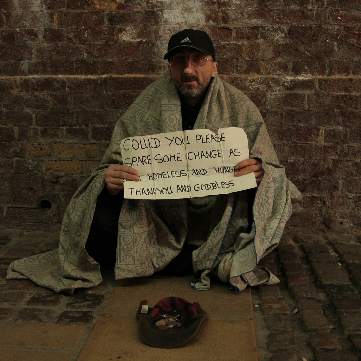 an analysis of homeless person Although an analysis of homeless person a large percent of the u free homeless youth papers, essays, and research papers.