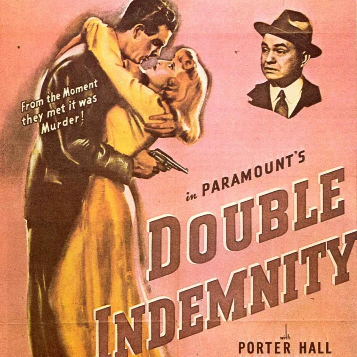 a review of billy wilders 1994 film double indemnity Read common sense media's double indemnity review this is billy wilder's first big movie and it's he can stage a foolproof murder that will pay double.