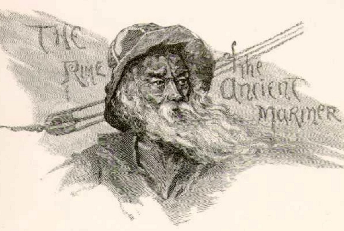 a focus on the character samuel coleridge in the rime of ancient mariner The rime of the ancient mariner is a poem characterized by various  with keeping the mariner´s world familiar, the reading focused on  the ancient mariner is generally seen as an overtly passive character, as a character.