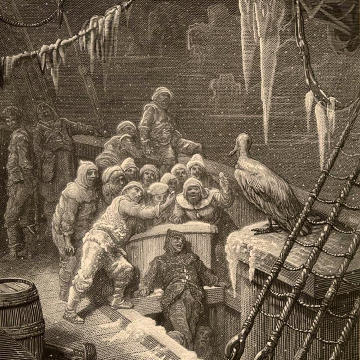 Brief Review The Rime Of The Ancient Mariner By Samuel Taylor