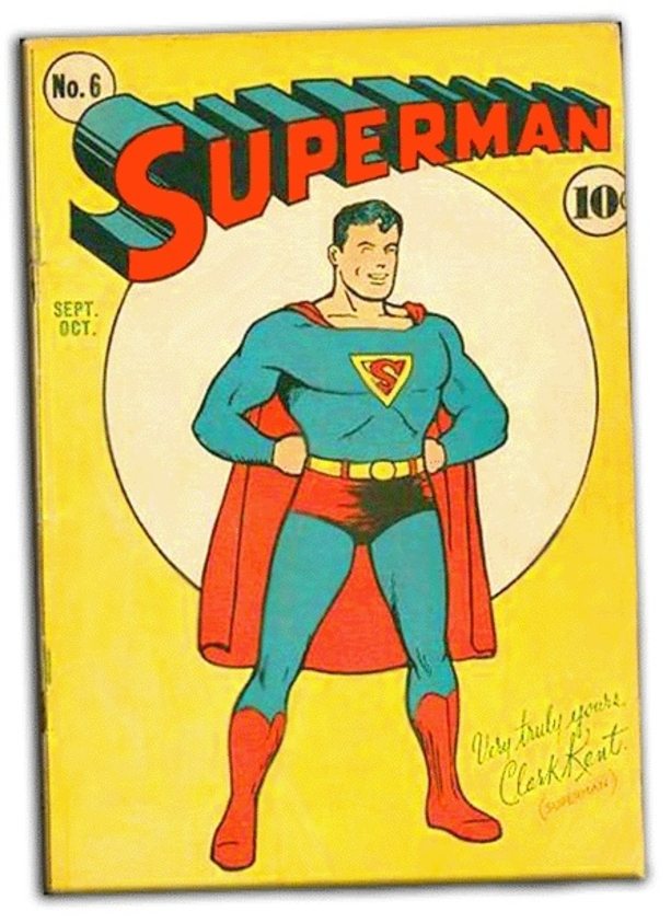 Superheroes Superpowers And Sexuality Inquiries Journal