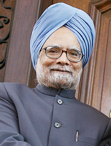 Manmohan Singh, Prime Minister of India