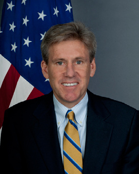 The late Christopher Stevens, U.S. Ambassador to Libya at the time of the attack