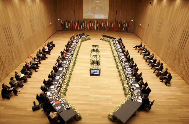 Meeting of the European Commission in Brussels, Belgium