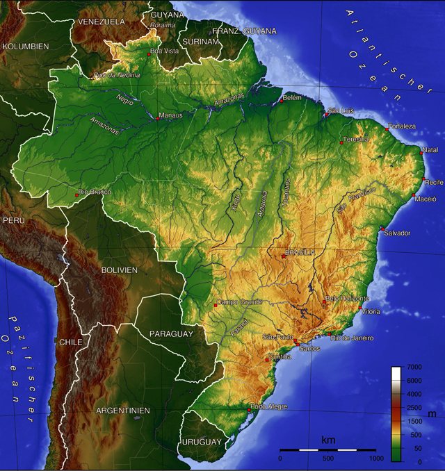 "The ""pré-sall"" oil reserve, discovered off Brazil's coast, holds 5 to 8 billion barrels of oil"