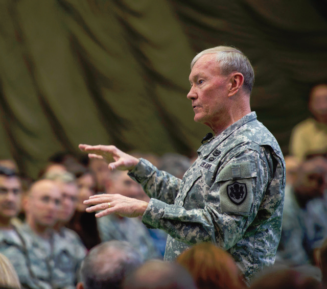 Chairman of the Joint Chiefs of Staff Gen Martin Dempsey Discusses regional security in Asia.