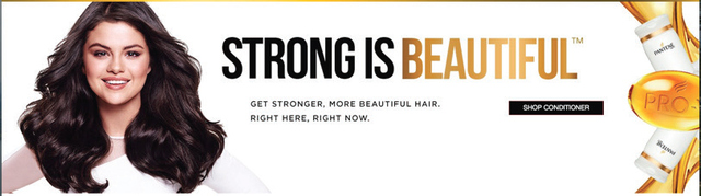 Figure 2. Pantene Pro-V Advertisement United States (