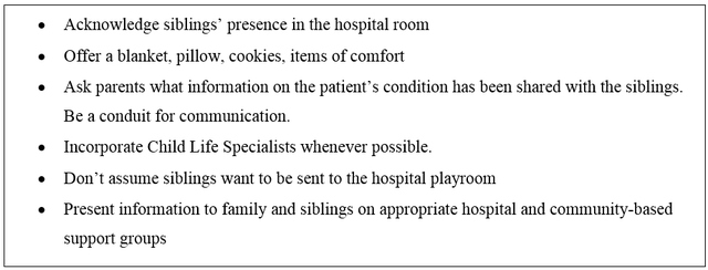 Box 1. Listed are the clinical nursing implications suggested by participants in the study.