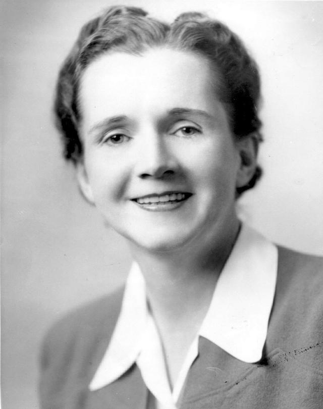 Rachel Carson circa 1940