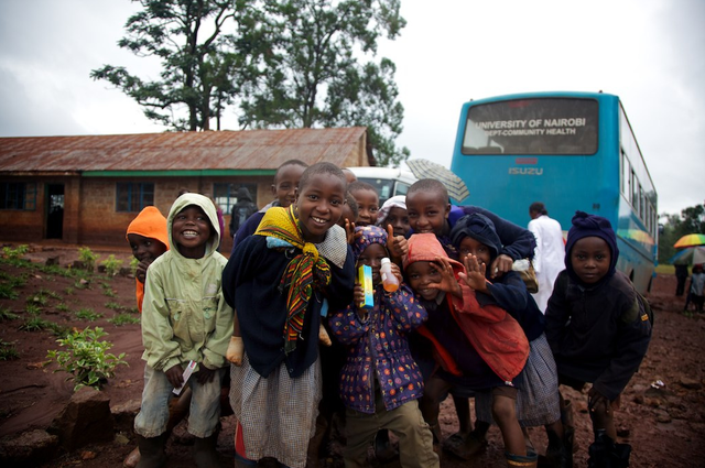 Health Care Utilization in Kenya - Photo: Dustin Turin