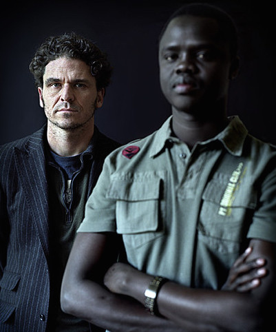 Dave Eggers and Valentino Achak Deng