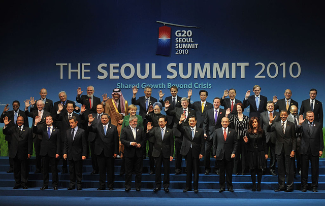 2010 G-20 Summit in Seoul
