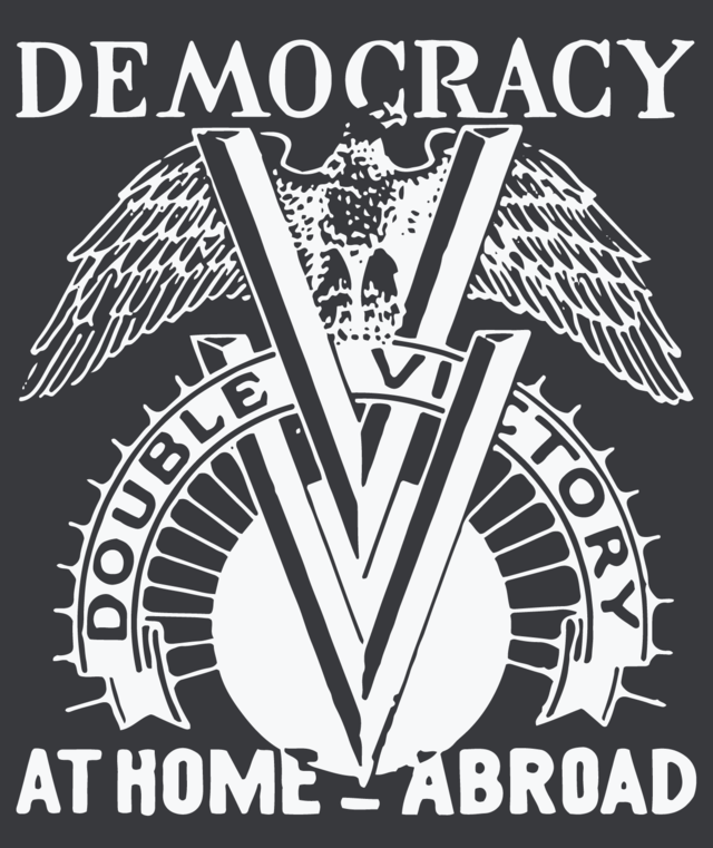 The Double Victory Slogan