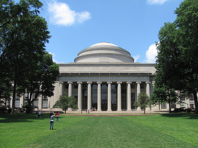 Building 10 at MIT designed by William Bosworth