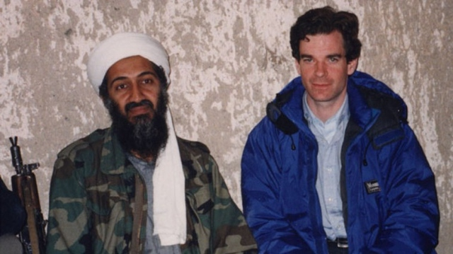 Peter Bergen and Osama Bin Lade