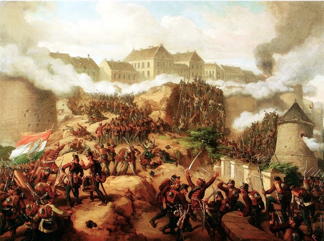 The Battle of Buda