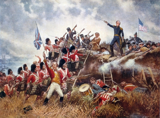 Battle of New Orleans - War of 1812