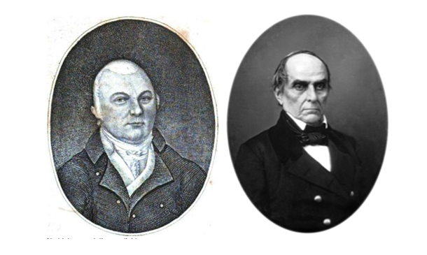 Amasa Delano and Daniel Webster