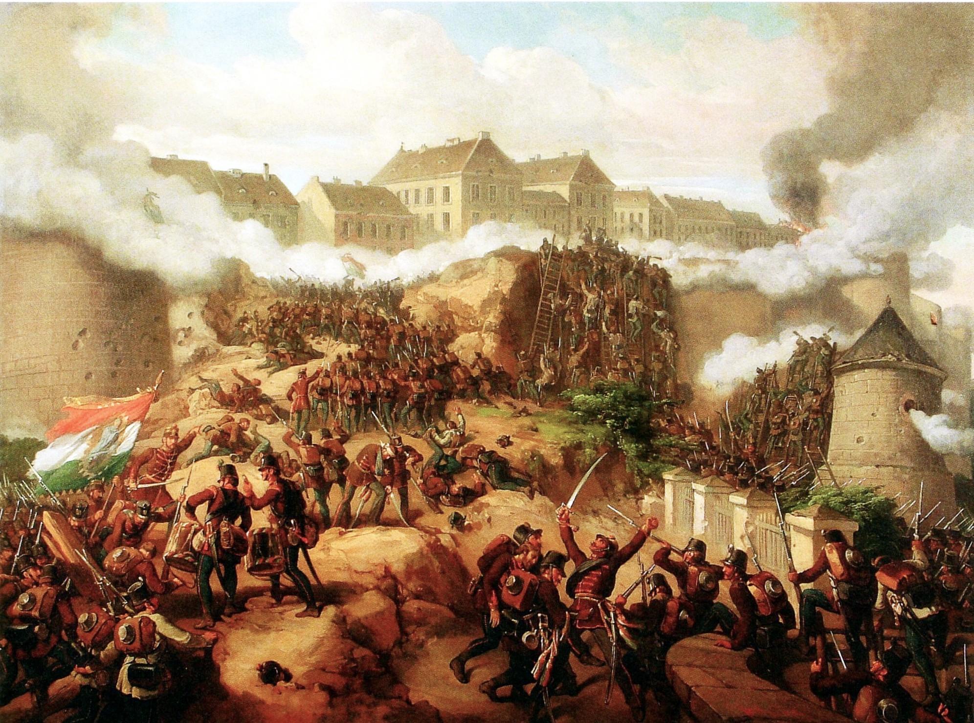 A study on revolutions